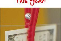 Save money / by Jennifer Bollnow