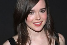 Favorite Actress - Ellen Page / by Joseph Delmonaco