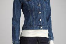 Outerwear (Jackets/Coats/Vests/Heavy Blazers) / by Barbara Brenneman