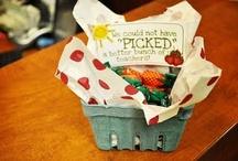 Teacher's gifts/ School Ideas / by Heather Corry