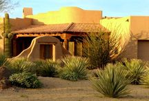 Southwest Home & Garden / Traditional and contemporary architecture, design, and landscapes of the arid southwest / by Diana Benson