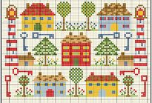 Cross stitch / by Aygun Guler