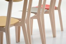 Furniture · Chair / Mobiliario: Silla / by Fresia Herhuay  |  Interior Designer