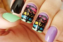 nails. / by Miranda Moon
