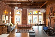 Home Sweet Home // Interiors / by Lindsay Farrer