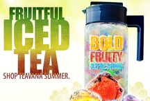 Iced Tea / Cool off this summer with bold, fruity, refreshing iced tea from Teavana! / by TEAVANA