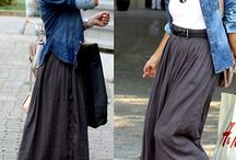 My Style / Clothes I wear, would love to wear and undoubtedly WILL wear. :) / by Lori Ayler