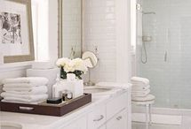 Home - Bathrooms / by Kirsten Murphy