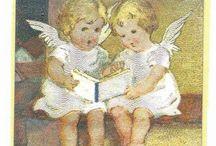 Angels and Cherubs! / by Maryann Robertson  McAndrews