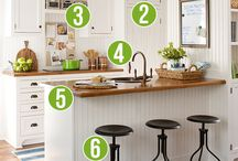 Kitchen Remodel / by The Homespun Journal