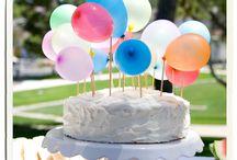 birthday ideas / by Nicole B
