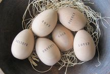 Holiday - Easter Ideas / by Amanda Toppin