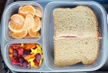 lunches / by Jill Stoddard