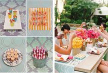 Summertime Living / Fashions, entertaining, and weddings that are perfect for summer! / by debthompson