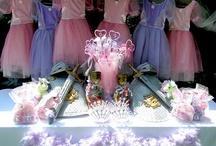 Princess Themed Party / by Kristin Borton