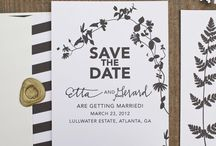 Save the Dates / by Katie Grabner
