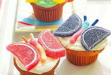 Cakes & Cupcakes For Kids & Kids @ ❤️ / by Aisha Hayes