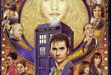 Doctor Who / by Greg Gobs Jr