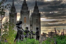 LDS Temples / by Mary Griggs