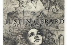 Justin Gerard  / by Alicia Hawks Rodriguez