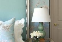 Headboards /Bedrooms / by Julie Schenher