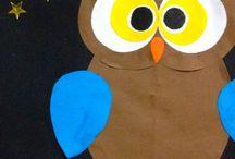 Owls Preschool / by Sheila Cohen