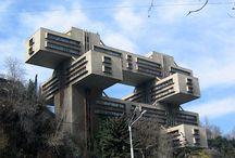 brutalism / All things BRUTAL! / by Geoff Spencer