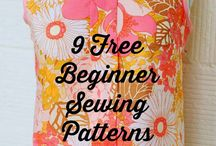 Sewing / by Laura Pope