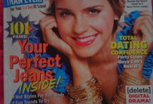 Hobby: Magz's photography... / Photos taken by me from my Magz's->(magazines). / by Carolina DeLucio