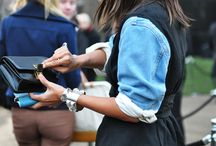 Fantastic Fashion - Street Style / |  Street Style is an important part of everyday outfits  | check also my other boards for more fashion inspiration  |  Enjoy x Irene Welten / by Irene Welten