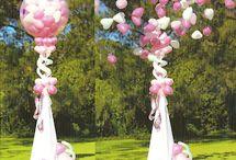 Balloons Balloons / by Mia M