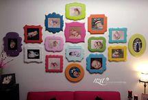 Playroom for the girls / Ideas for a fun creative space.  / by Miranda Bramer