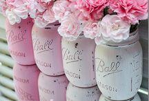 mason jar obsession  / by Amanda Trimble