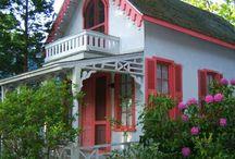 Cute Little Houses / by Heather Zimmerman