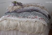 Bespoke Bedding / by Rachel Ashwell Shabby Chic Couture