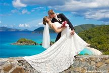 St John (US Virgin Islands) weddings / St John is a wonderful destination for just about any event but, it is truly magical for weddings. Our island is nicknamed 'Love City' partially because every vista is so romantic and the people are amazingly friendly. / by St John - Great Expectations