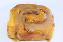 Sweet Treats / by Grain Foods Foundation