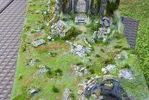Wargames - Scenery / by Mick Selas