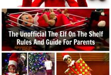 Ollie The Elf / by The Girls Mama