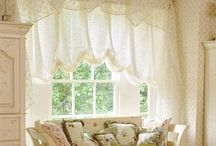 For the Home - Window Treatments / by Devera Brower