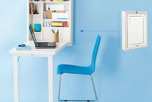 Organized Small Spaces  / by Anna Sicalides