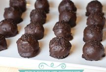 Chocolate Party / by Britni @ Play. Party. Pin.