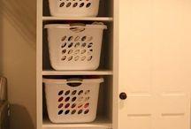 laundry room / by Nichole Caravello Eldredge