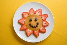 Fun with food for kids / by Christina Hanna