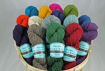 Enhance Your Stash / Luxury yarns from Bijou Basin Ranch featuring yak, cashmere, silk, and qiviut are available in a variety of natural, hand-dyed and dyed colorways for your knitting and crocheting pleasure!  / by Bijou Basin Ranch