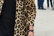 Leopard prints / by Yvonne Zevenbergen