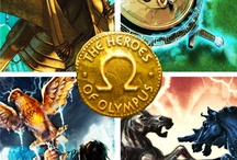 Percy Jackson / Anything and Everything relating to the Percy Jackson Series. / by ImaginativeGirl
