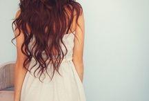 Hair and Faceeee / by Lauren Pearce