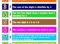 Math Ideas / by Monica Hill
