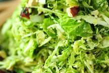 Eat: Salads / by Ms. Cleaver Creations
